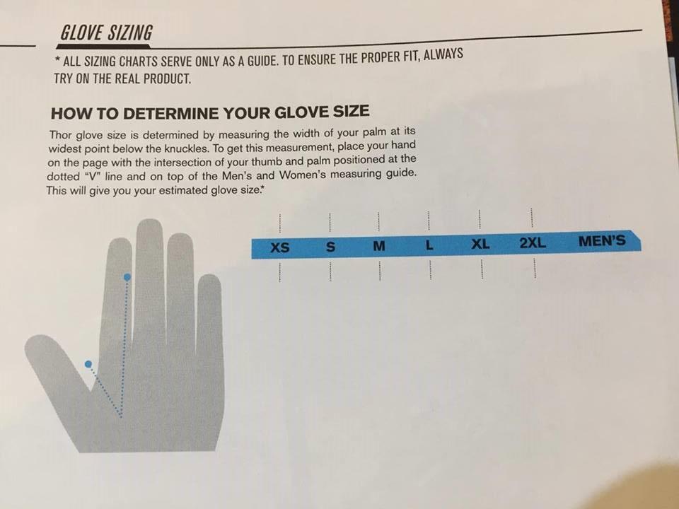 Měření při výběru rukavic 83a9bf3e78d
