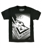 2016 METAL MULISHA BOYS VISION TEE TRIKO