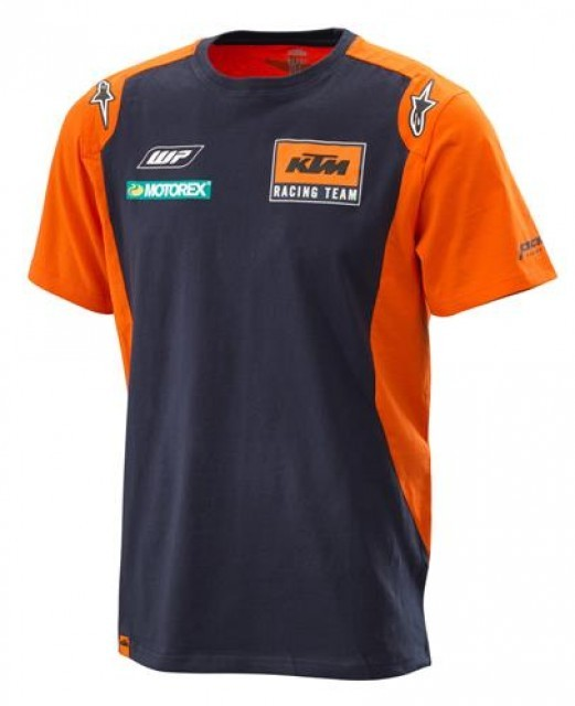 KTM 2018 TRIKO REPLICA TEAM TEE KIDS