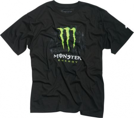 One BUST IN T-Shirt MONSTER ENERGY