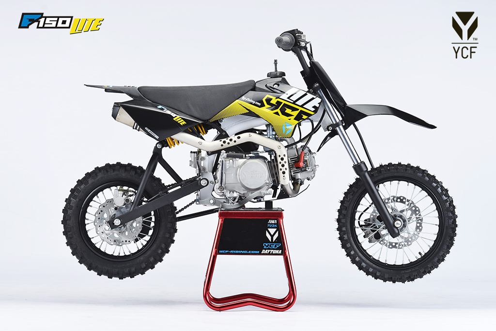 ycf moto ycf 2017 pitbike f150 lite. Black Bedroom Furniture Sets. Home Design Ideas