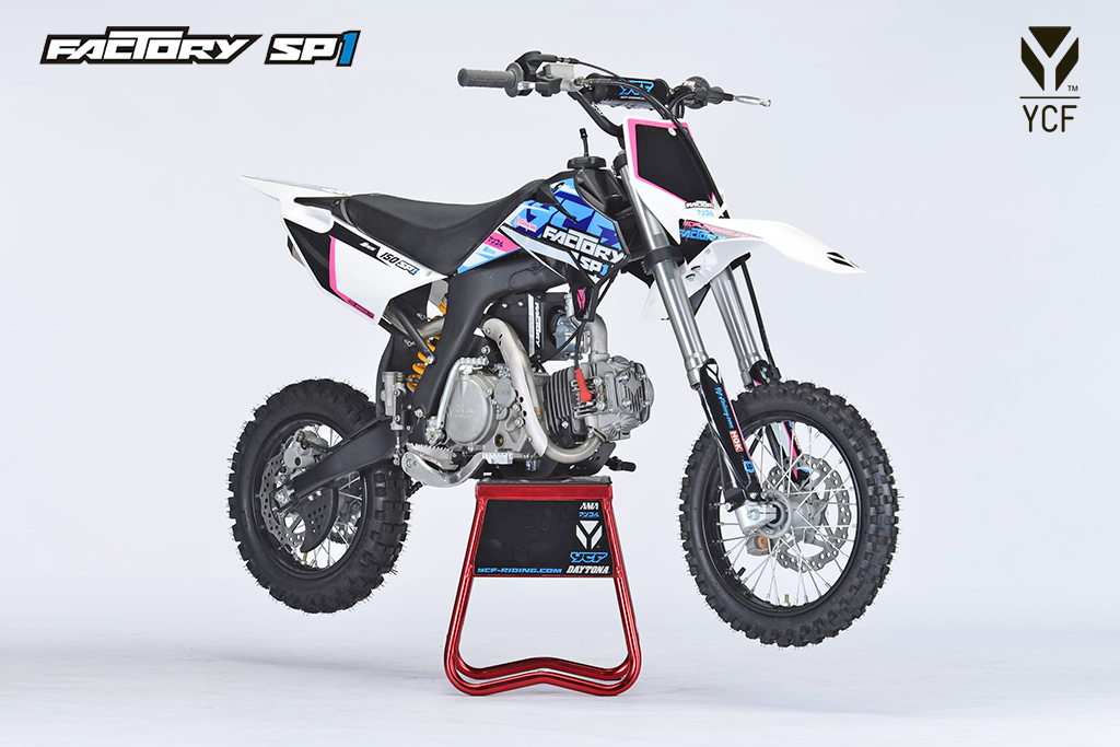 YCF 2017 PITBIKE  F150 SP1 FACTORY