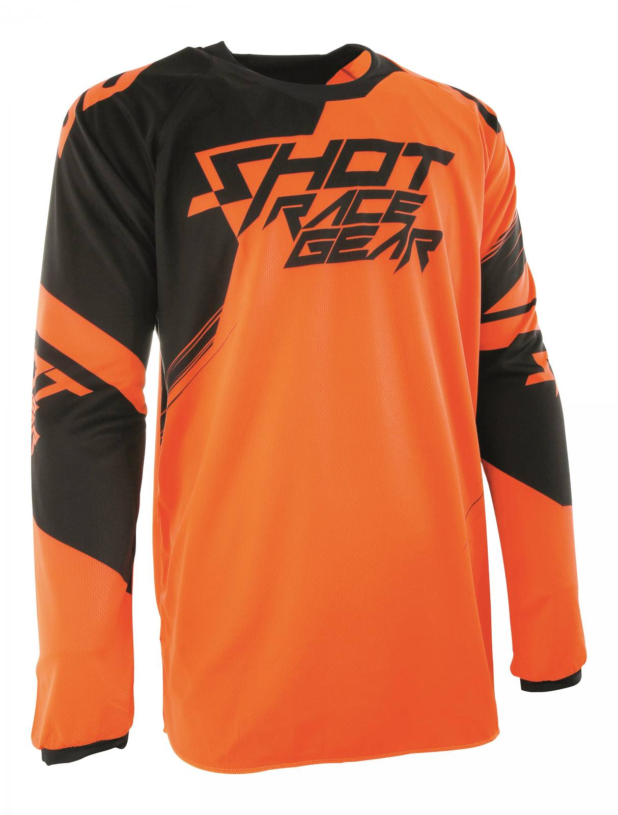 SHOT RACE GEAR 2017 DRES CONTACT CLAW NEON ORANGE