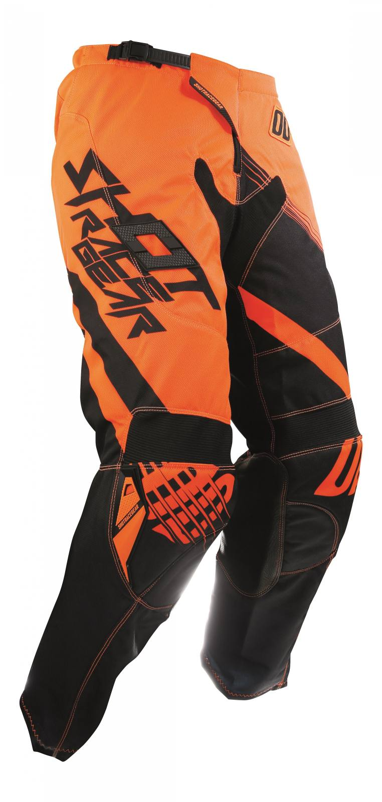 SHOT RACE GEAR 2017 KALHOTY CONTACT CLAW NEON ORANGE