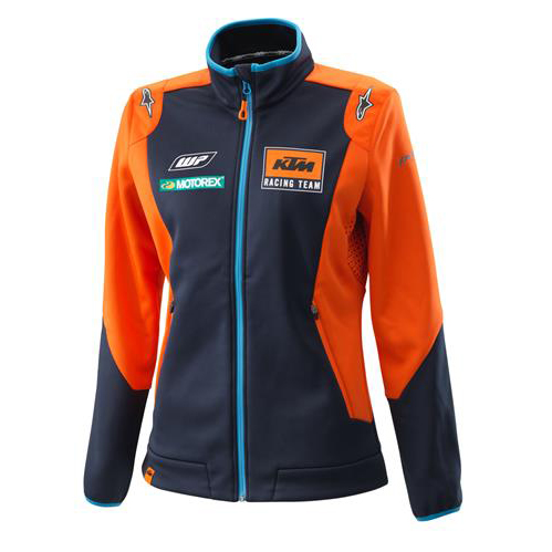 KTM 2018 GIRLS REPLICA SOFTSHELL