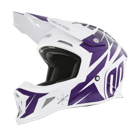 SHOT RACE GEAR 2018 HELMA STRIKER  EXOD  ULTRAVIOLET