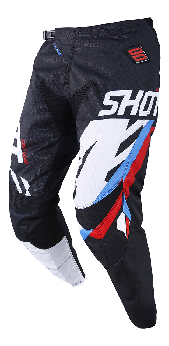SHOT RACE GEAR 2019 CONTACT SCORE  KALHOTY BLK/BLUE/RED