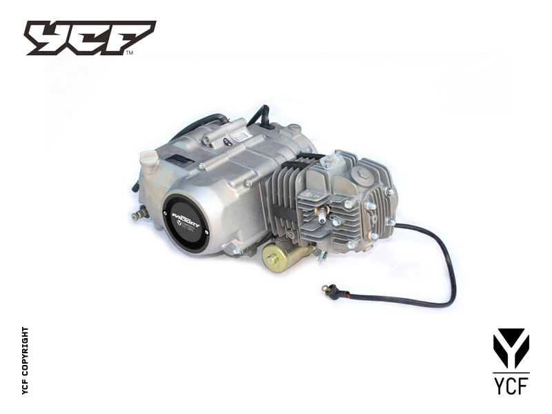 MOTOR 125CC SEMI AUTOMATIC ELECTRIC STARTER