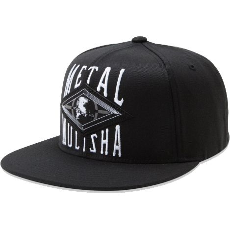 METAL MULISHA CORE KŠILTOVKA - BLK