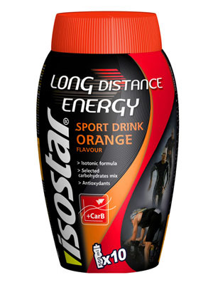 Isostar Long Energy 790g ORANGE