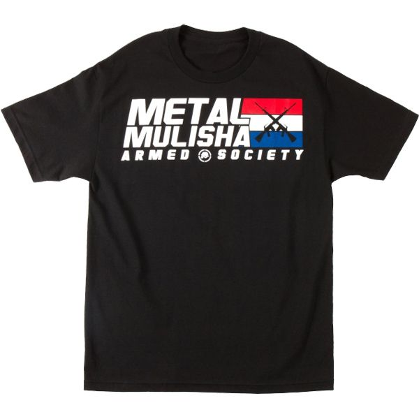 METAL MULISHA DEPARTMENT TRIKO - BLR