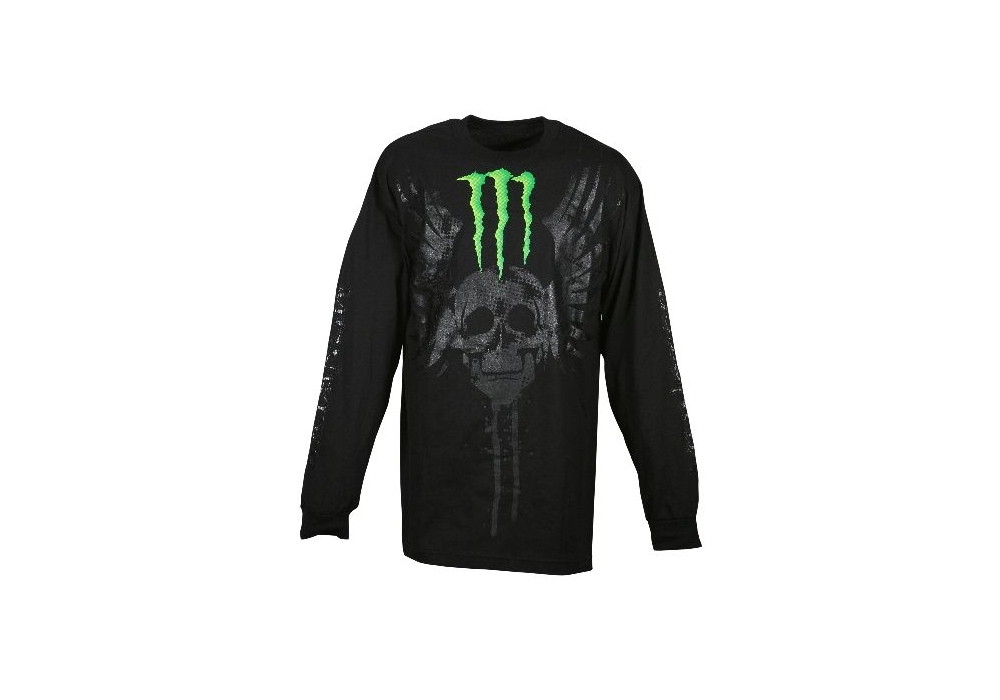 TRIKO O'Neal Monster Skull Long Sleeve