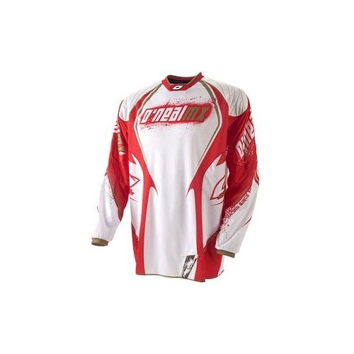 09 ONEAL DRES HARDWEAR RED/WHT