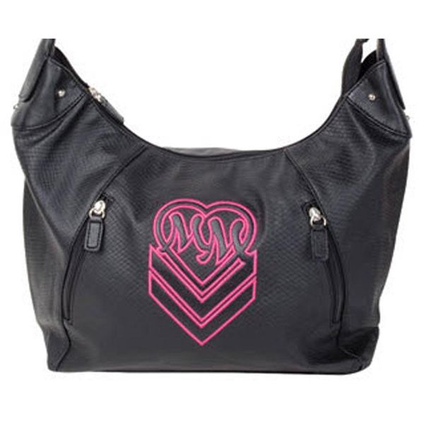 METAL MULISHA SO EXOTIC PURSE DÁMSKÁ TAŠKA - BLK