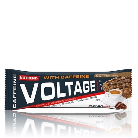 NUTREND TYČINKA VOLTAGE - COFFEE