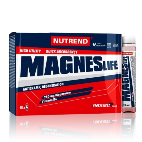 NUTREND-  MAGNESLIFE 10X25ml