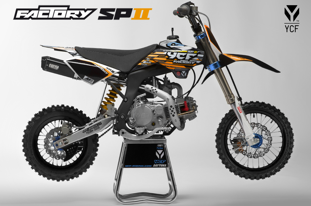 PITBIKE YCF FACTORY SP II 2014