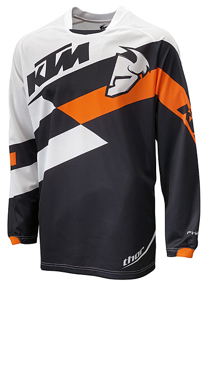 KTM Dres - KIDS PHASE SHIRT 2015