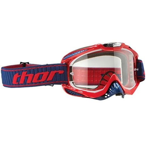 BRÝLE THOR ALLY RED/NAVY
