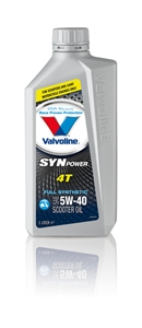 VALVOLINE SYNPOWER SCOOTER 4T 5W-40 FULL SYNTETIC