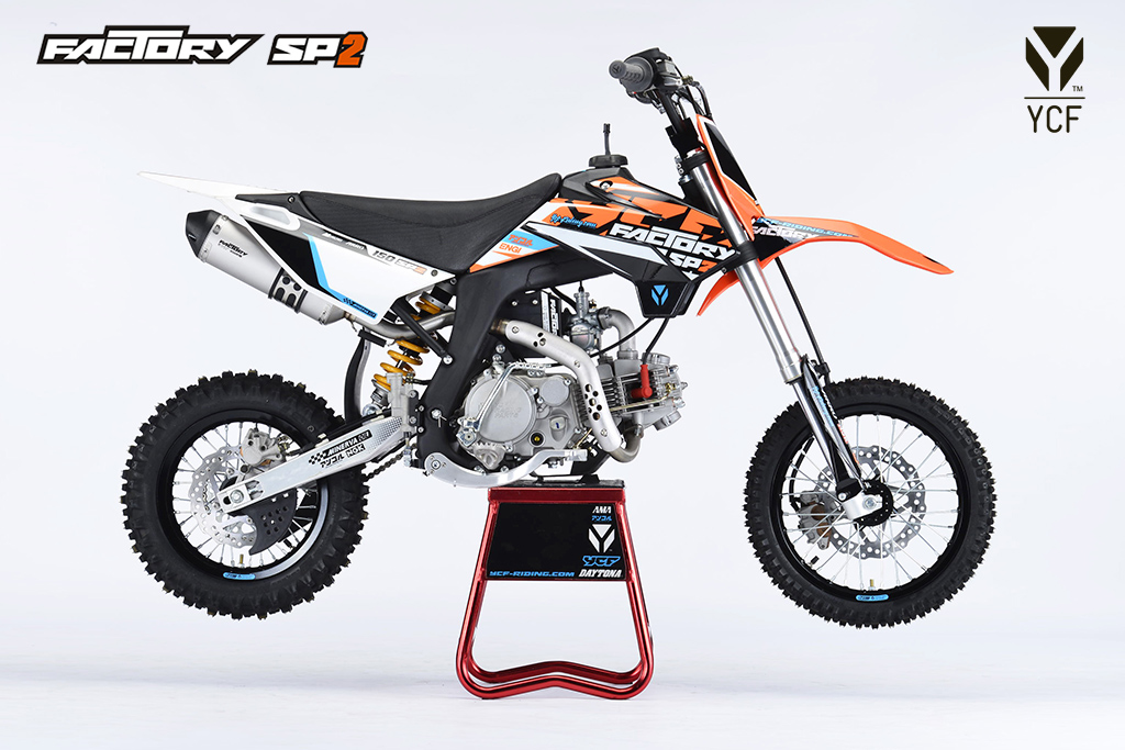 YCF 2017 PITBIKE  F150 SP2 FACTORY