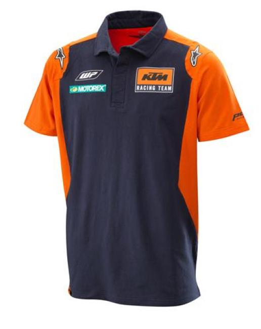 KTM 2018 TRIKO REPLICA TEAM POLO