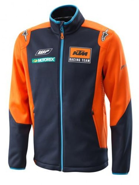 KTM 2018 REPLICA TEAM SOFTSHELL JACKET