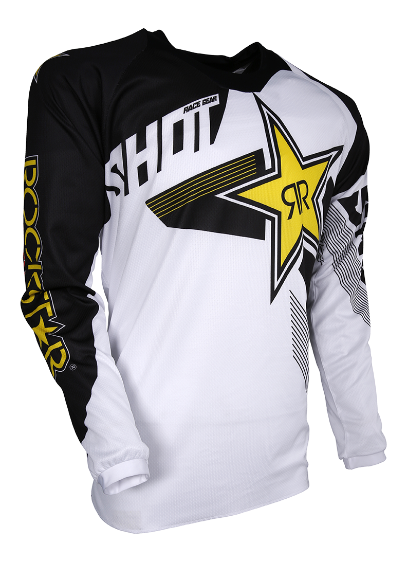 SHOT RACE GEAR 2018 DRES CONTACT REPLICA ROCKSTAR LIMITED EDITION