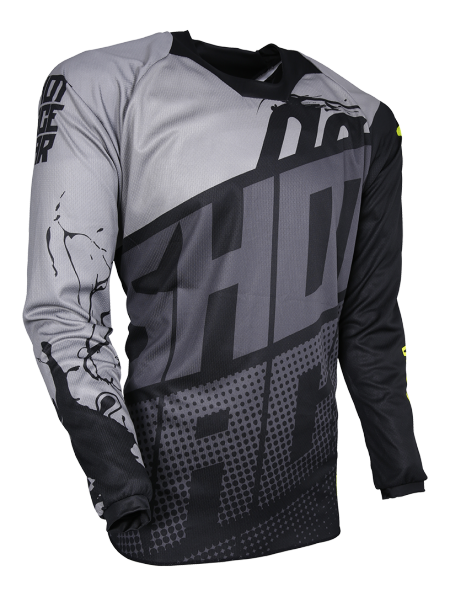 SHOT RACE GEAR 2018 DRES CONTACT VENOM GREY/BLK