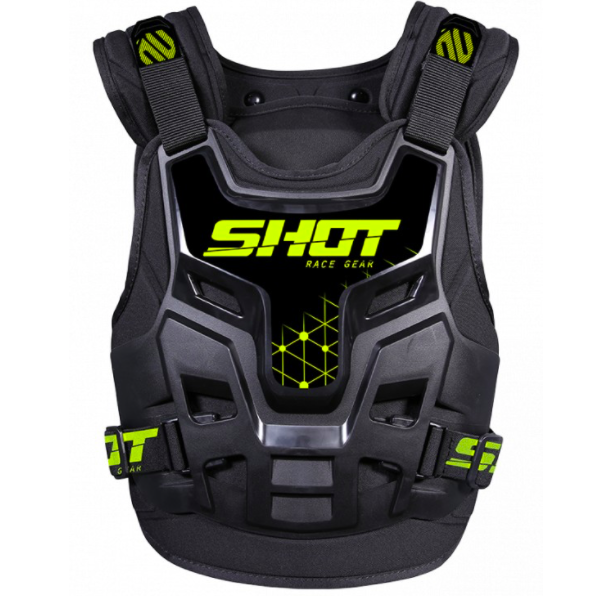 SHOT RACE GEAR 2019 CHRÁNIČ HRUDI - FIGHTER