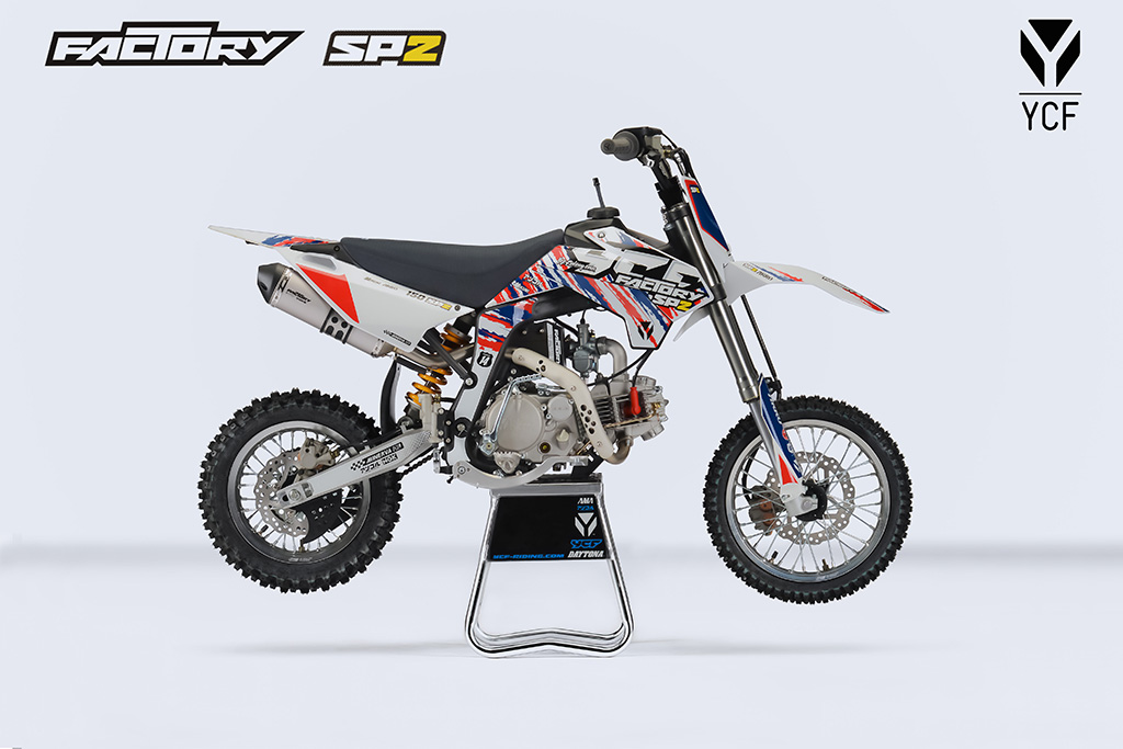 YCF 2019 PITBIKE FACTORY  F150 SP2