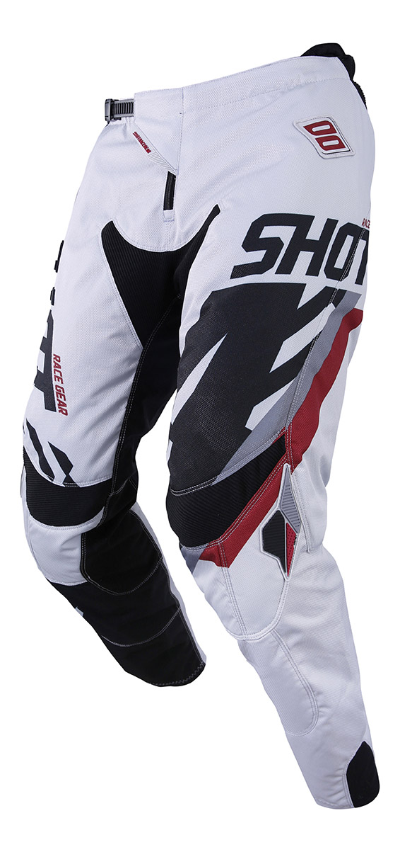 SHOT RACE GEAR 2019 CONTACT SCORE  KALHOTY GREY/BURGUNDY