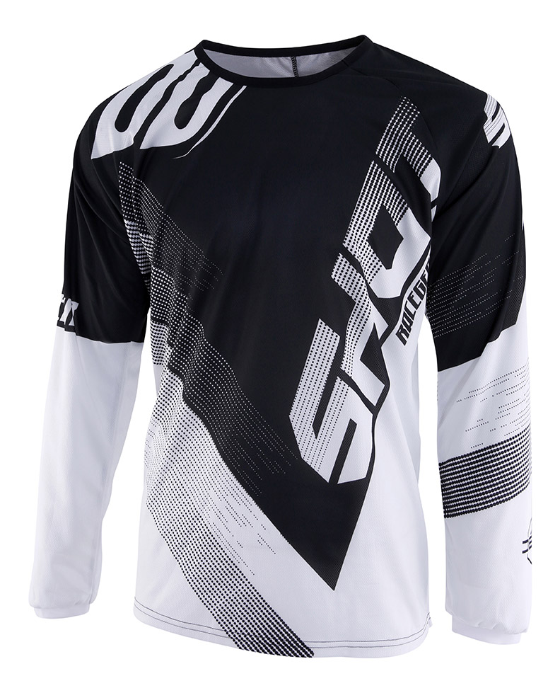 SHOT RACE GEAR 2019 DEVO ULTIMATE DRES BLACK/WHITE