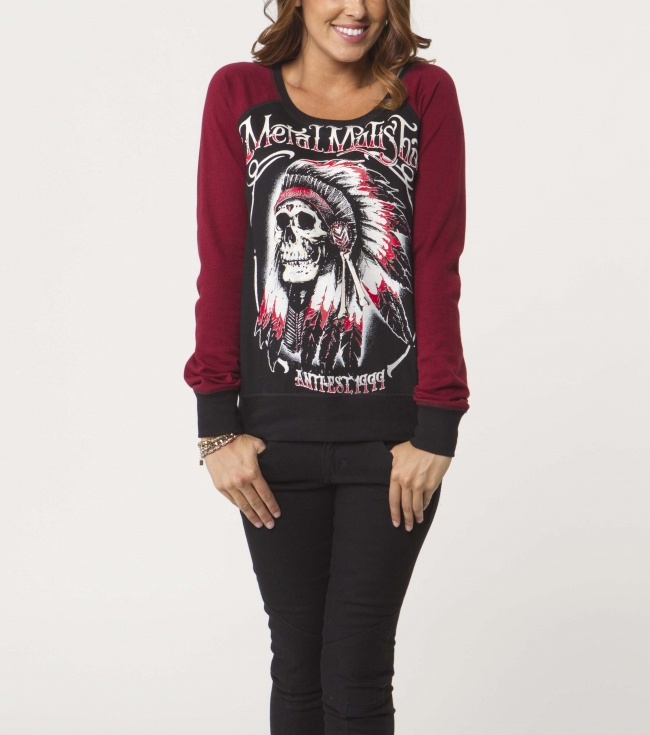 METAL MULISHA NATIVE PULLOVER