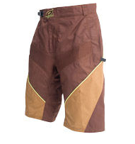ONEAL A-10 SHORTS CHOC/LIME